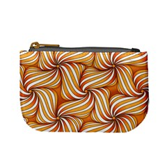 Sunny Organic Pinwheel Coin Change Purse by Zandiepants
