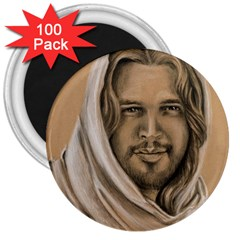 Messiah 3  Button Magnet (100 Pack)