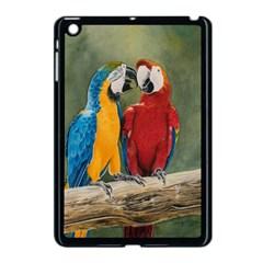 Feathered Friends Apple iPad Mini Case (Black) by TonyaButcher