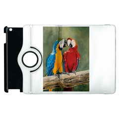 Feathered Friends Apple Ipad 2 Flip 360 Case by TonyaButcher