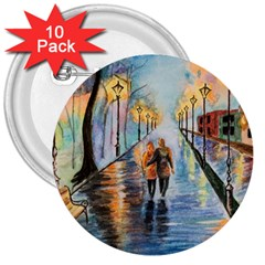 Just The Two Of Us 3  Button (10 pack) by TonyaButcher