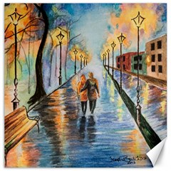Just The Two Of Us Canvas 12  X 12  (unframed) by TonyaButcher