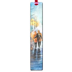 Just The Two Of Us Large Bookmark by TonyaButcher