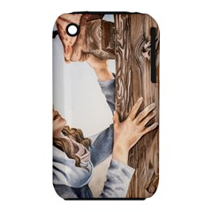 Stabat Mater Apple iPhone 3G/3GS Hardshell Case (PC+Silicone)