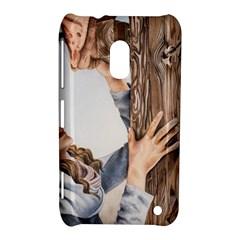Stabat Mater Nokia Lumia 620 Hardshell Case by TonyaButcher