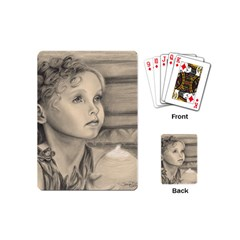 Light1 Playing Cards (mini) by TonyaButcher