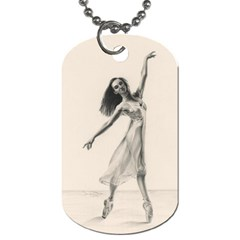Perfect Grace Dog Tag (one Sided) by TonyaButcher