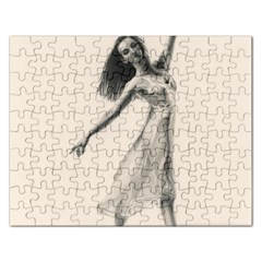 Perfect Grace Jigsaw Puzzle (rectangle) by TonyaButcher