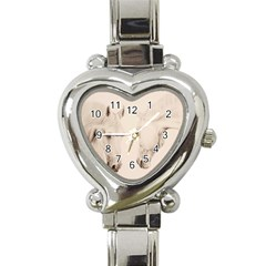 Tender Approach  Heart Italian Charm Watch  by TonyaButcher