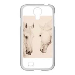 Tender Approach  Samsung Galaxy S4 I9500/ I9505 Case (white)