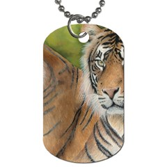 Soft Protection Dog Tag (one Sided) by TonyaButcher
