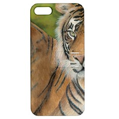 Soft Protection Apple Iphone 5 Hardshell Case With Stand by TonyaButcher