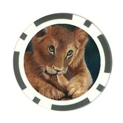 Playful  Poker Chip (10 Pack) by TonyaButcher