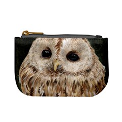 Tawny Owl Coin Change Purse by TonyaButcher