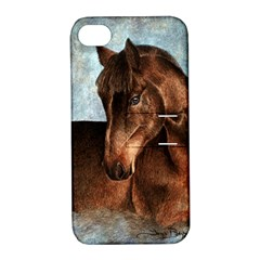 Midnight Jewel  Apple Iphone 4/4s Hardshell Case With Stand by TonyaButcher