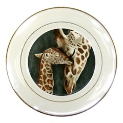 A Mother s Love Porcelain Display Plate by TonyaButcher
