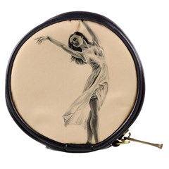 Graceful Dancer Mini Makeup Case by TonyaButcher