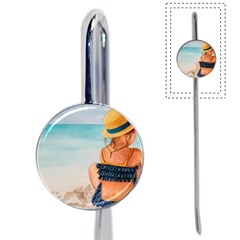 A Day At The Beach Bookmark by TonyaButcher