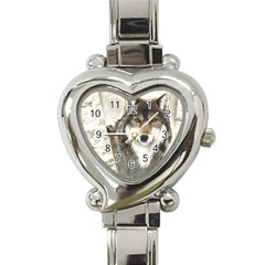 Hunter Heart Italian Charm Watch  by TonyaButcher
