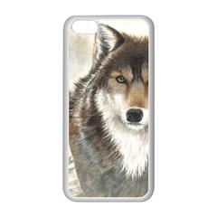 Hunter Apple Iphone 5c Seamless Case (white) by TonyaButcher