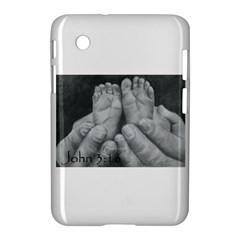 John 3:16 Samsung Galaxy Tab 2 (7 ) P3100 Hardshell Case  by TonyaButcher