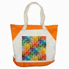 circles Accent Tote Bag
