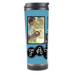 Fathers Day By Joely   Travel Tumbler   0pzukcv5odfw   Www Artscow Com Left