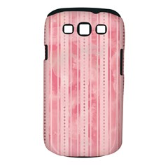 Pink Grunge Samsung Galaxy S Iii Classic Hardshell Case (pc+silicone) by StuffOrSomething