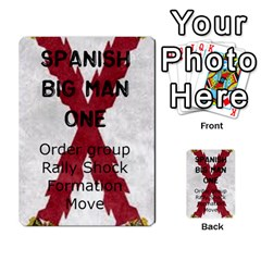 Sharp Practice By Steve Burt   Multi Purpose Cards (rectangle)   1imdvo3bc26s   Www Artscow Com Front 33