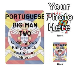 Sharp Practice By Steve Burt   Multi Purpose Cards (rectangle)   1imdvo3bc26s   Www Artscow Com Front 38