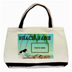 Beach Babe tote bag #2 - Basic Tote Bag (Two Sides)