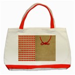 classic tote bag - Classic Tote Bag (Red)