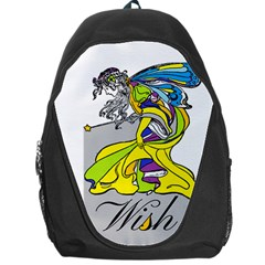 Faerie Wish Backpack Bag by StuffOrSomething