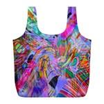 multicolorbag - Full Print Recycle Bag (L)
