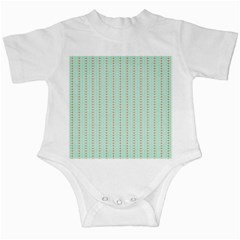 Hearts & Stripes Infant Bodysuit by StuffOrSomething