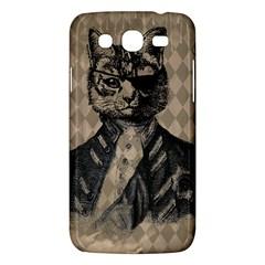 Harlequin Cat Samsung Galaxy Mega 5 8 I9152 Hardshell Case  by StuffOrSomething