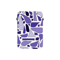 Silly Purples Apple Ipad Mini Protective Sleeve by FunWithFibro
