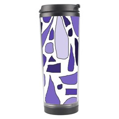 Silly Purples Travel Tumbler by FunWithFibro