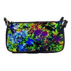 The Neon Garden Evening Bag by rokinronda