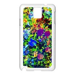 The Neon Garden Samsung Galaxy Note 3 N9005 Case (white)