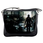 Bag Watch Dogs - Messenger Bag