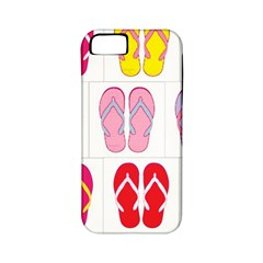 Flip Flop Collage Apple Iphone 5 Classic Hardshell Case (pc+silicone) by StuffOrSomething