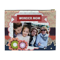 Mothers Day By Mom   Cosmetic Bag (xl)   P923tmjbhlvw   Www Artscow Com Back