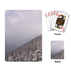 Banff Playing Cards Single Design by DmitrysTravels