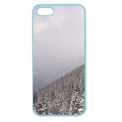 Banff Apple Seamless Iphone 5 Case (color) by DmitrysTravels