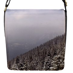 Banff Flap Closure Messenger Bag (small) by DmitrysTravels