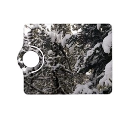 Snowy Trees Kindle Fire Hd 7  (2nd Gen) Flip 360 Case by DmitrysTravels
