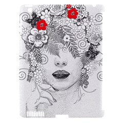 Flower Child Apple Ipad 3/4 Hardshell Case (compatible With Smart Cover) by StuffOrSomething
