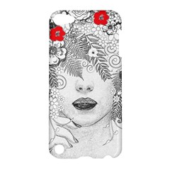 Flower Child Apple Ipod Touch 5 Hardshell Case by StuffOrSomething