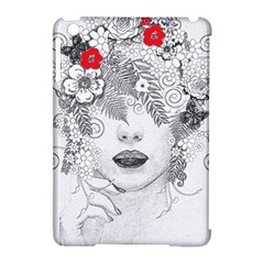 Flower Child Apple Ipad Mini Hardshell Case (compatible With Smart Cover) by StuffOrSomething